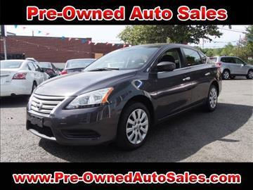 2014 Nissan Sentra for sale in Salem, MA