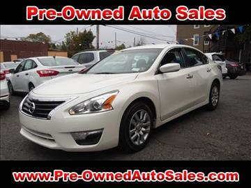 2014 Nissan Altima for sale in Salem, MA