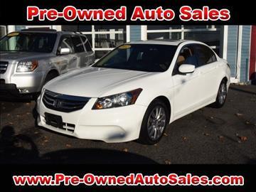 2012 Honda Accord for sale in Salem, MA