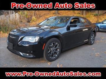 2016 Chrysler 300 for sale in Salem, MA