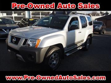 2012 Nissan Xterra for sale in Salem, MA