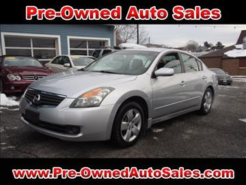 2007 Nissan Altima for sale in Salem, MA