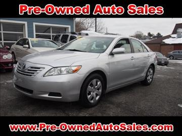 2009 Toyota Camry for sale in Salem, MA