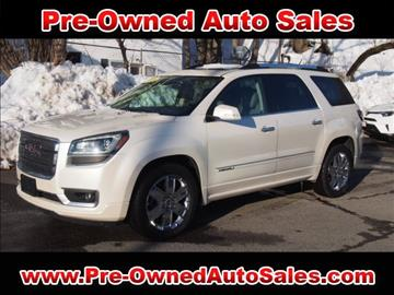2014 GMC Acadia for sale in Salem, MA