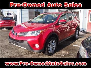 2013 Toyota RAV4 for sale in Salem, MA