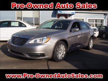 2014 Chrysler 200 for sale in Salem, MA