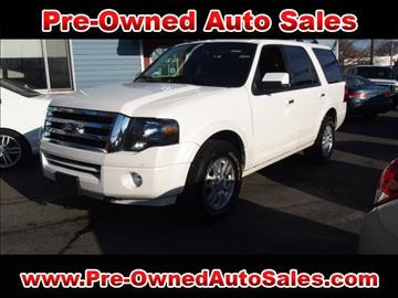 2012 Ford Expedition for sale in Salem, MA