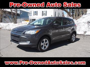 2015 Ford Escape for sale in Salem, MA