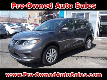 2016 Nissan Rogue for sale in Salem, MA