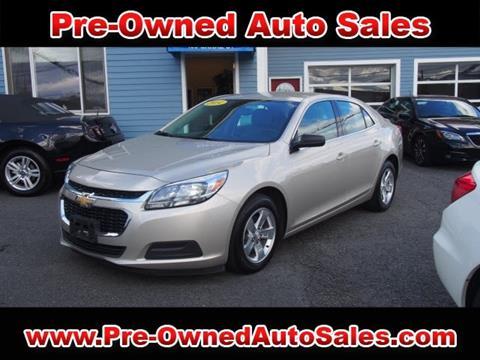 2014 Chevrolet Malibu for sale in Salem, MA