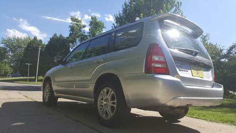 2005 Subaru Forester for sale in Madison, WI