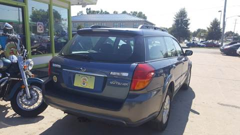 2005 Subaru Outback for sale in Madison, WI