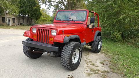 1995 Jeep Wrangler for sale in Madison, WI