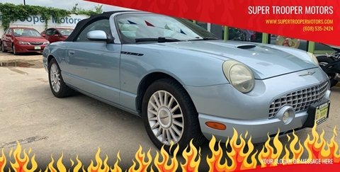 2004 Ford Thunderbird for sale in Madison, WI