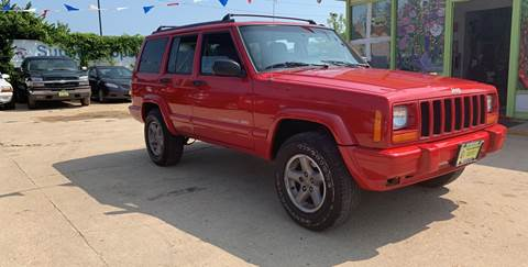 1998 Jeep Cherokee for sale in Madison, WI