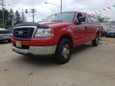 2004 Ford F-150 for sale at Super Trooper Motors in Madison WI