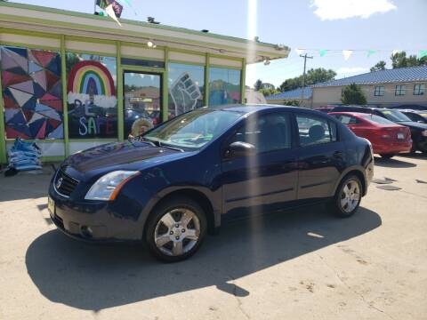2008 Nissan Sentra for sale at Super Trooper Motors in Madison WI
