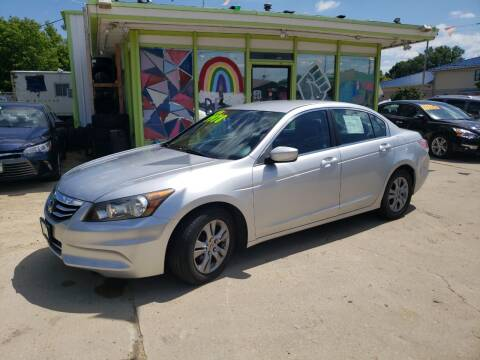 2012 Honda Accord for sale at Super Trooper Motors in Madison WI