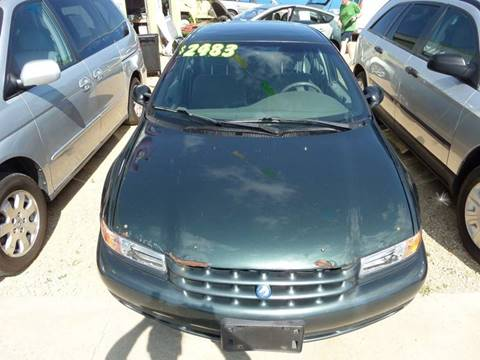2000 Plymouth Breeze for sale in Madison, WI