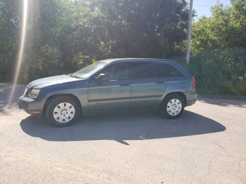 2006 Chrysler Pacifica for sale at Super Trooper Motors in Madison WI