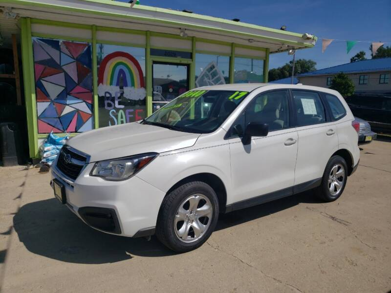 2017 Subaru Forester for sale at Super Trooper Motors in Madison WI