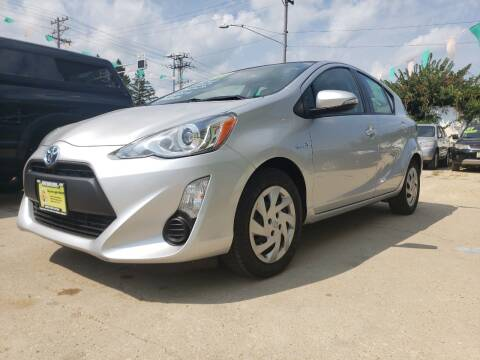 2015 Toyota Prius c for sale at Super Trooper Motors in Madison WI