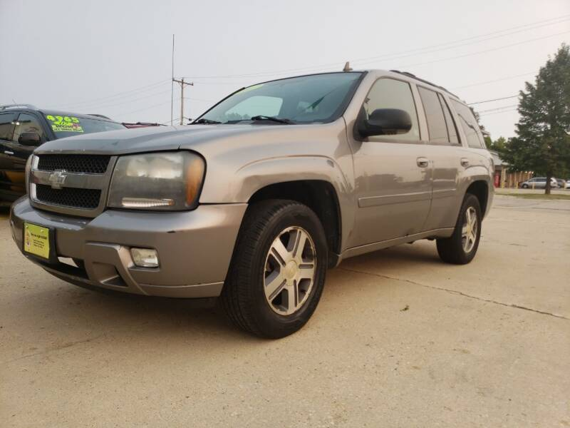 2007 Chevrolet TrailBlazer for sale at Super Trooper Motors in Madison WI