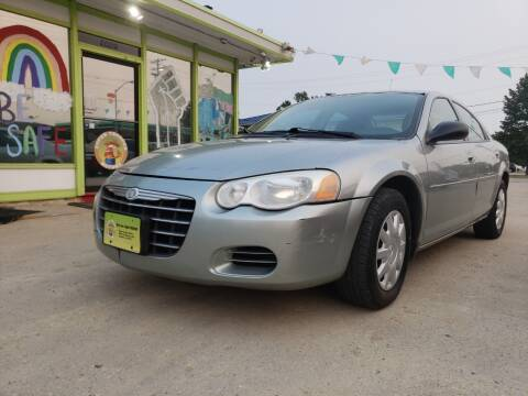 2004 Chrysler Sebring for sale at Super Trooper Motors in Madison WI