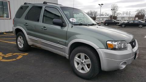 2005 Ford Escape for sale in Madison, WI