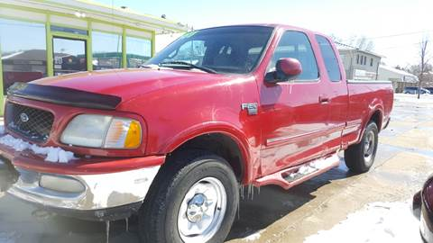 1998 Ford F-150 for sale in Madison, WI