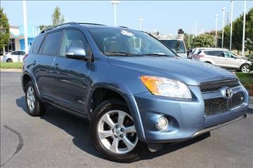 2012 Toyota RAV4 for sale in Wilson, NC