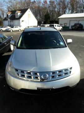 2005 Nissan Murano for sale in Bridgeton, NJ