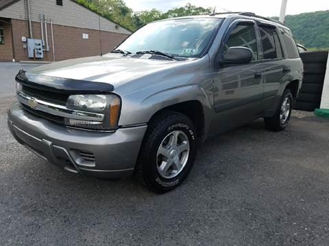 2005 Chevrolet TrailBlazer for sale in Johnstown, PA
