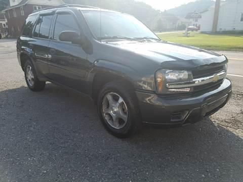 2007 Chevrolet TrailBlazer for sale in Johnstown, PA