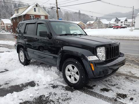 2009 Jeep Liberty for sale in Johnstown, PA