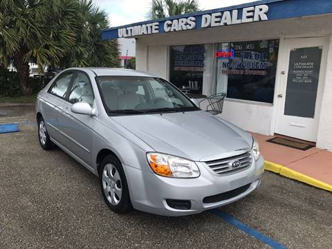 2007 Kia Spectra for sale in Margate, FL