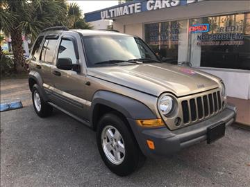 2006 Jeep Liberty for sale in Margate, FL