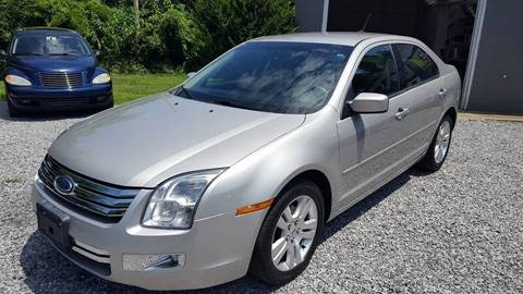 2007 Ford Fusion for sale in Bethpage, TN