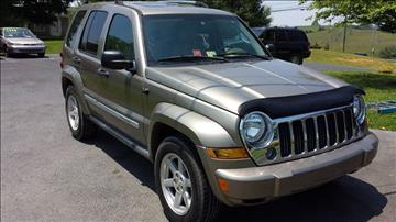 2006 Jeep Liberty for sale in Piney Flats, TN