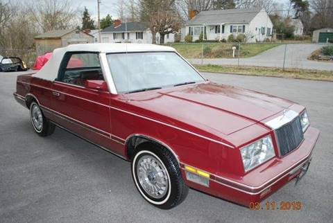 1982 Chrysler Le Baron for sale in Piney Flats, TN