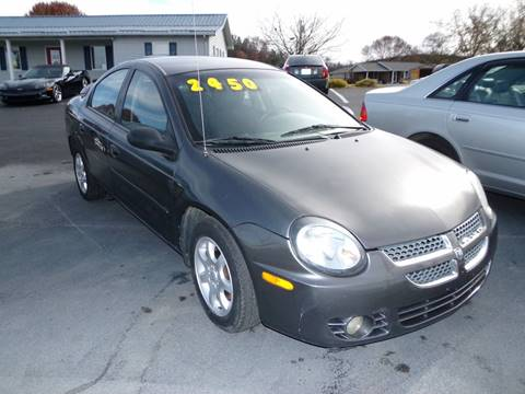 2003 Dodge Neon for sale at Mr. D's Automotive in Piney Flats TN