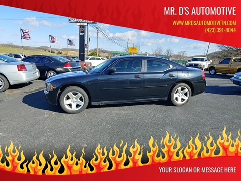 2009 Dodge Charger Police for sale at Mr. D's Automotive in Piney Flats TN