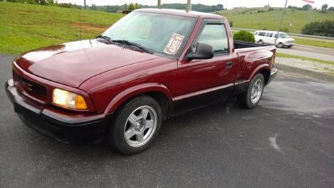 1997 GMC Sonoma for sale in Piney Flats, TN