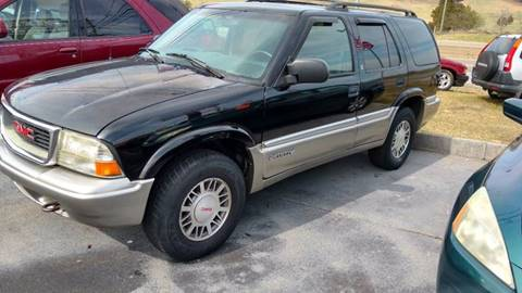 1999 GMC Jimmy for sale in Piney Flats, TN