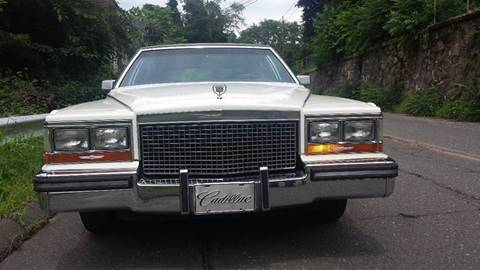 1988 Cadillac Brougham for sale in Naugatuck, CT