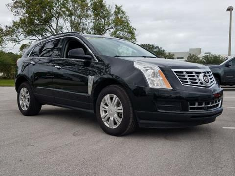 2014 Cadillac SRX for sale in Fort Pierce, FL