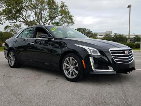 2017 Cadillac CTS for sale in Fort Pierce, FL