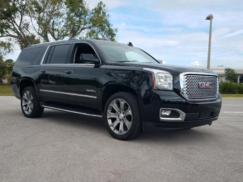 2017 GMC Yukon XL for sale in Fort Pierce, FL
