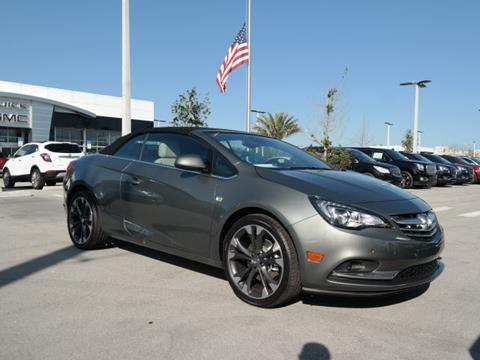2017 Buick Cascada for sale in Fort Pierce, FL