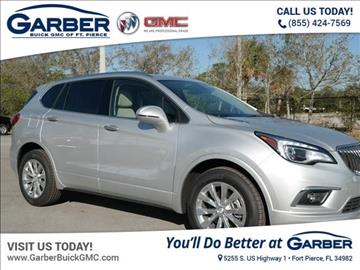 2017 Buick Envision for sale in Fort Pierce, FL